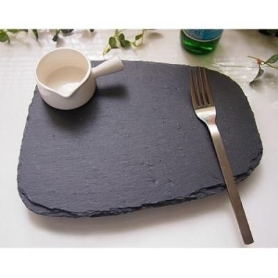 BLACKSTONE 레더접시(중) 20.5cm 접시