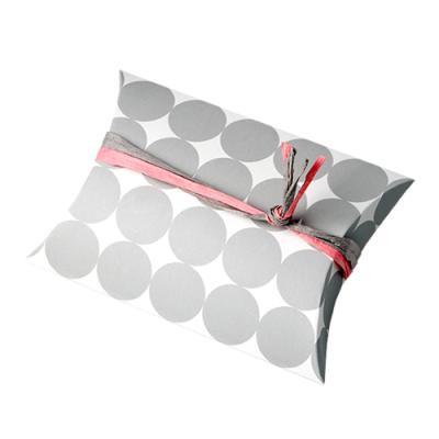 에쉬 그레이 반달 상자 소 (2개)