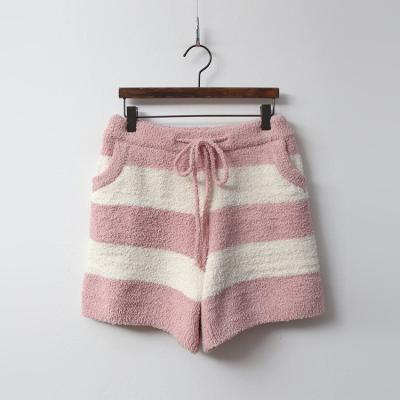 Very Soft Home Knit Shorts - 극세사