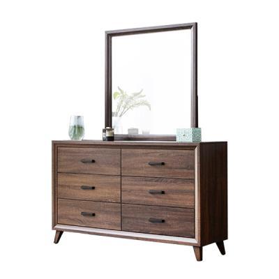 [랜선할인]카덴 화장대세트(서랍장+거울)