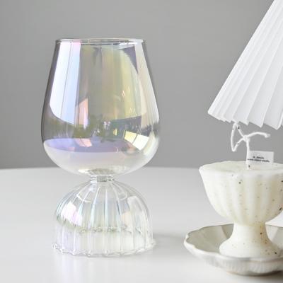 타이니 블랑크 홀로그램 와인잔 컵 590ml