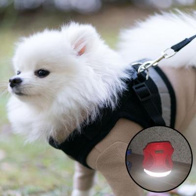 미즈펫 강아지 하네스 가슴줄 리드줄 블랙