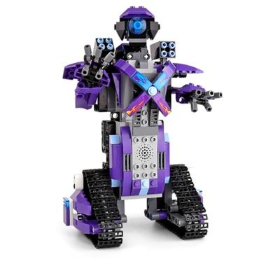 블럭 테크닉 스마트로봇 퍼플 블럭RC 331pcs CBT74033