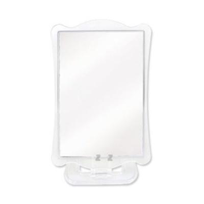 샤인빈 투명02 탁상거울(대) 메이크업 화장거울