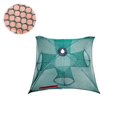 우산형 원터치 4구 통발(약68x71cm) 접이식 간편
