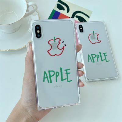 쿄니스튜디오 애플 아이폰큐브케이스