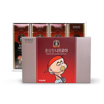 한국고려홍삼 나프로야 홍삼정 15gx20포 (쇼핑백포함)