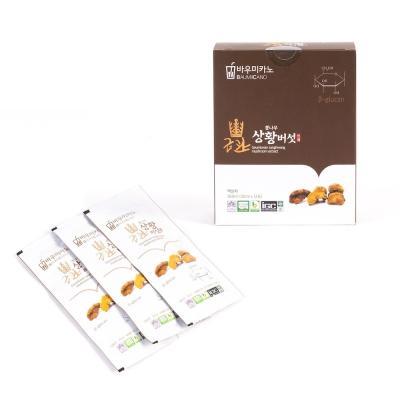 금관 뽕나무 상황버섯 진액 파우치 12개입
