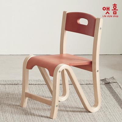 앳홈 모던 미니 자작 의자