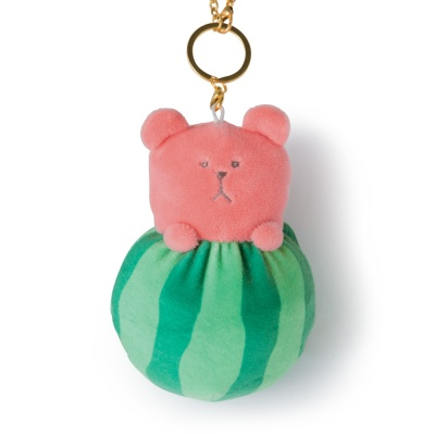 크래프트홀릭 WATERMELON SLOTH KEY RING