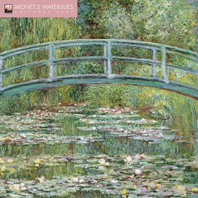 2021년 캘린더(FT) Monet`s Waterlilies
