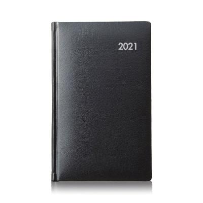 2021년 핸디 다이어리 클래식 위클리 검정 [L044]