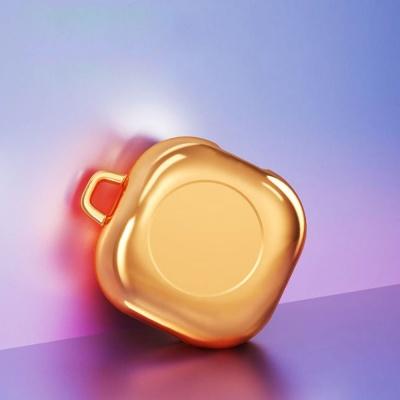 갤럭시버즈라이브케이스 유광 크롬 컬러 하드 글리터
