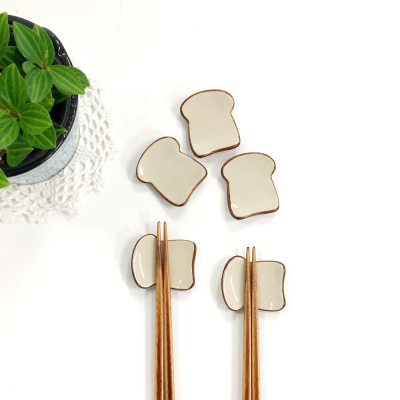 호밀 식빵 젓가락 받침 5p set