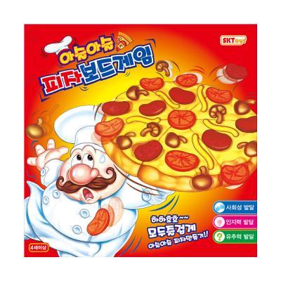 SK아슬아슬 피자보드게임