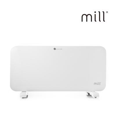 밀 북유럽 슬림 전기컨벡터 히터 온풍기 MILL1500