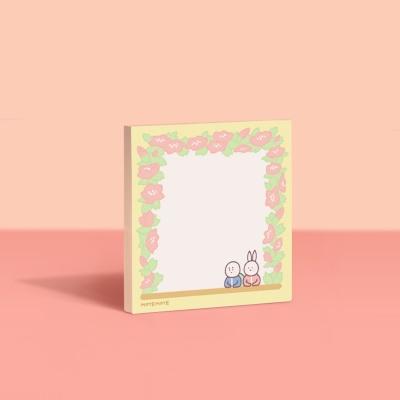 [공부일기] 스티키 노트 - 우리가 꽃피는 시간 모트모트