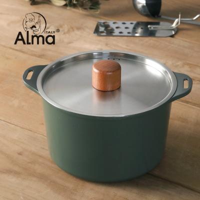 NEW 알마 티타늄(IH) 18cm 양수냄비