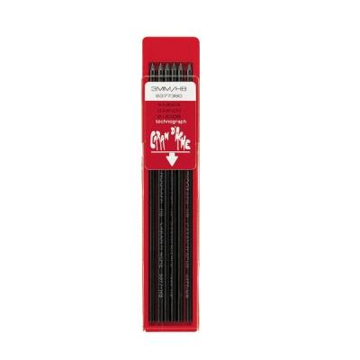 까렌다쉬 3mm 샤프심 테크노그래프 HB(6입) 6377.350