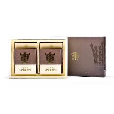 해피하우스 신라 왕실전통차 천명차20포 대왕선물세트