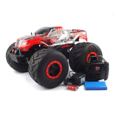 1/8 BIG WHEEL TRUCK R/C (RED BODY) (BGT279627RE) A 빅휠 트럭 R/C