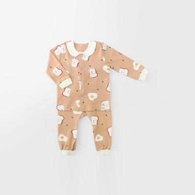 [메르베] 브런치베베 신생아 유아 내복/내의/아기실내복_사계절용