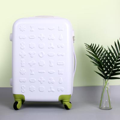 카림라시드 디자인 여행용 캐리어 20인치 (기내용)