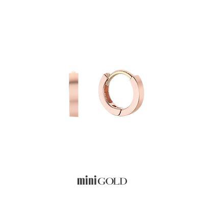 미듐심플 링귀걸이 레드(11mm)[ONL] EJCM4045R