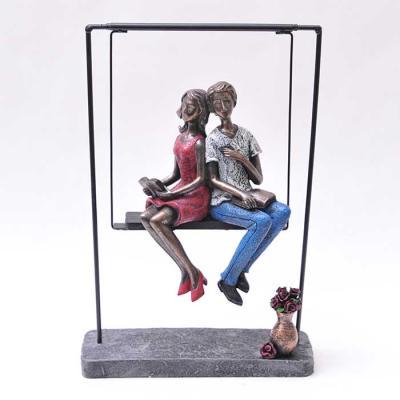 Swing couple 마블 장식인형 CH1544878