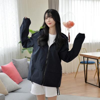 [GBM]포켓 바람막이(여자)