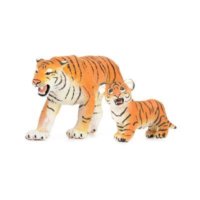 벵갈호랑이 동물피규어 2종세트(294929,270829)