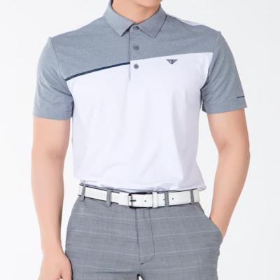골프웨어 골프복 반팔 티셔츠 남성 기능성 라운딩 D23