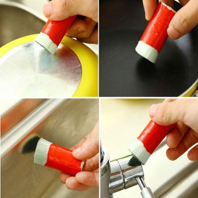 냄비그을음 제거솔 2개 1세트(색상랜덤)