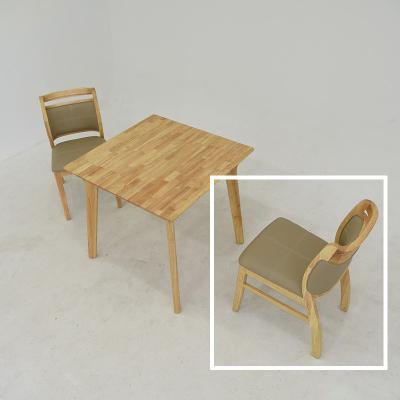 미크로 원목 식탁 의자