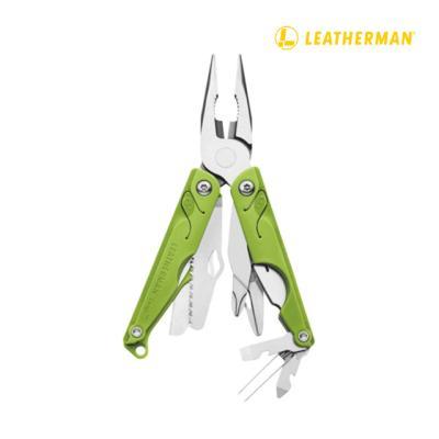 Leatherman LEAP 리프 그린 멀티툴_13가지 기능툴