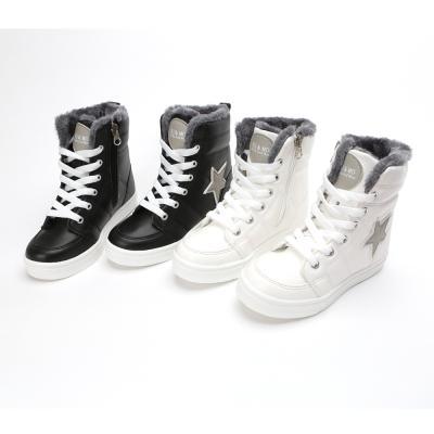 키모 별하이부츠 190-230 아동 주니어 겨울 방한 신발