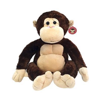 정품 대형 침팬지 봉제인형 55cm