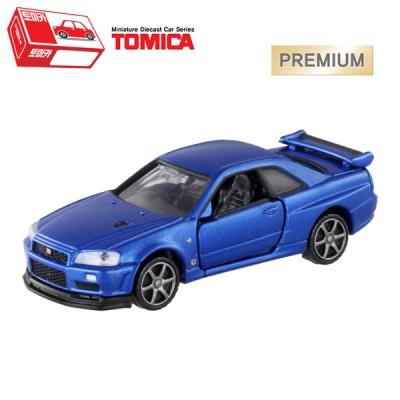 토미카 프리미엄 TP 11 닛산 스카이라인 GT-R
