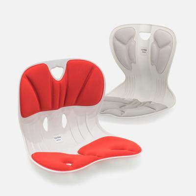 에이블루 커블체어 와이더 자세교정 의자 [2+1세트]