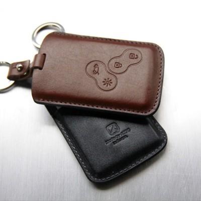 [AEGIS] 르노삼성 카드포켓 이니셜각인 스마트키홀더