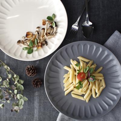 케라미카 바뎀 접시 대 - 4color