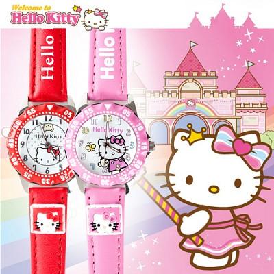 [Hello Kitty] 헬로키티 HK-005 시리즈 아동용시계 [본사정품]