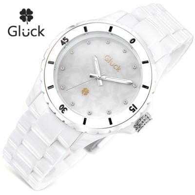 [Gluck]글륵 행운의 시계 GL1314-A 본사정품 남여공용