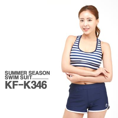 여성인 쿠기 래쉬가드 상의단품 KF-K346