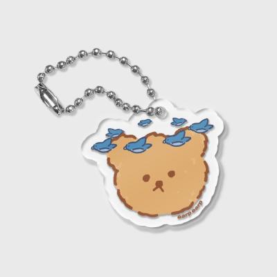 blue bird bear(키링)