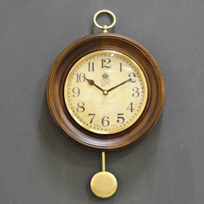 (krod023)레트로 원형벽시계