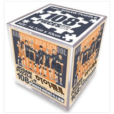 하이큐 직소퍼즐 108pcs: 우리는 카라스노 [퍼즐 ]