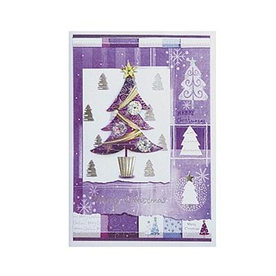 FS101s-6 크리스마스카드 카드 성탄카드