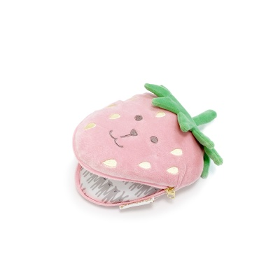 크래프트홀릭 STRAWBERRY RAB POUCH