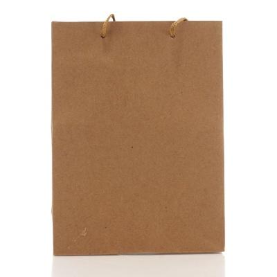 크라프트 무지 쇼핑백 2호 수납가방 선물포장 10개
